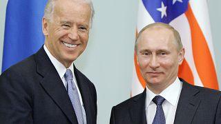 """Vor Treffen mit Wladimir Putin: Joe Biden warnt vor """"roten Linien"""""""