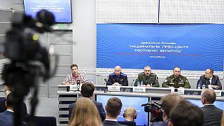 Λευκορωσία: Νέα δημόσια εμφάνιση υπό εξαναγκασμό του φυλακισμένου δημοσιογράφου  Ρομάν Προτασέβιτς