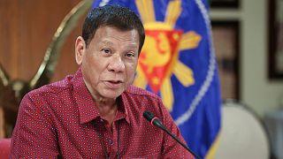 دوترته، رئیس جمهوری فیلیپین