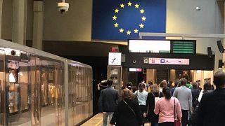 تراکم شبکههای ریلی اروپا