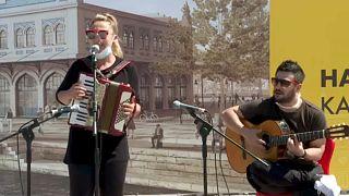 Турецкие музыканты: больше года без работы
