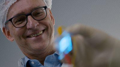 The scientific champions of the 2021 European Inventor Award celebrate