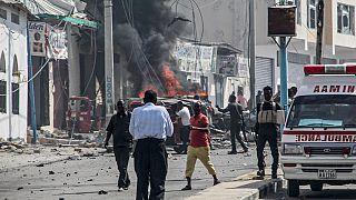 Somalie : au moins 15 morts dans un attentat contre un camp militaire
