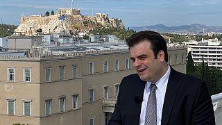 Ο υπουργός Ψηφιακής Διακυβέρνησης, Κυριάκος Πιερρακάκης