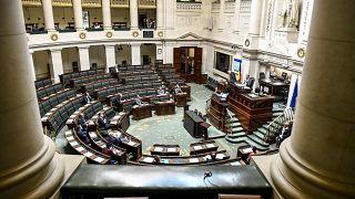 البرلمان الاتحادي البلجيكي