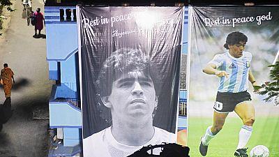 "Diego Maradona's nurse had orders ""not to wake him up"""