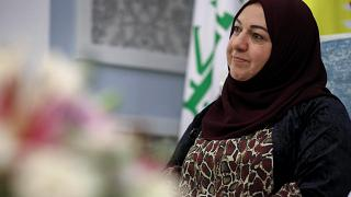 ريواز فائق، رئيسة برلمان كردستان العراق