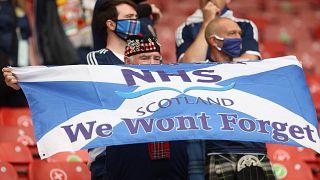 Vereséget szenvedett Skócia, a szurkolók mégis örülnek