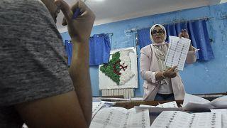 Algeria's ruling party wins legislative elections