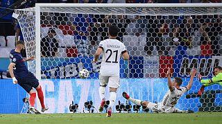 فرانسه با یک گل آلمان را شکست داد