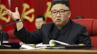 الزعيم الكوري كيم جون اون