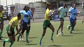 L'émancipation du rugby féminin en Côte d'Ivoire