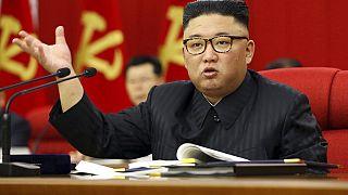 Kuzey Kore lideri Kim Jong Un.