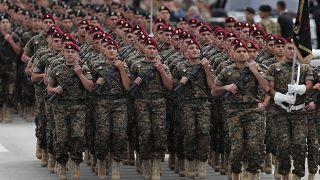 القوات الخاصة للجيش اللبناني