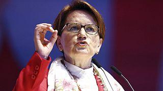 İYİ Parti Genel Başkanı Meral Akşener, Erdoğan'ı sert bir dille eleştirdi.