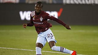 Football: Kei Kamara takes Sierra Leone to the CAN