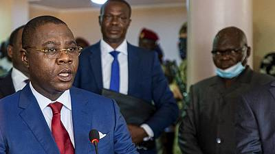 Central African Republic's new PM makes new economic calls to France