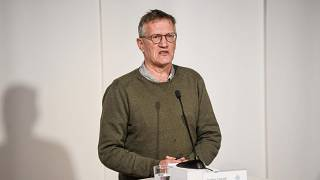 Der schwedische Epidemiologe Anders Tegnell