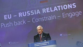 EU-Russland: Borrell sieht schwarz