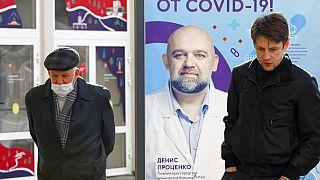 Vacunación obligatoria en Moscú de los trabajadores del sector de los servicios