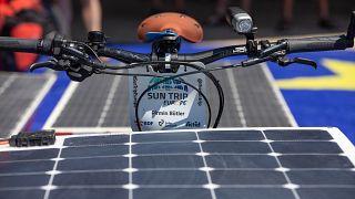 L'autre grand tour à vélo… solaire pour une énergie électrique durable