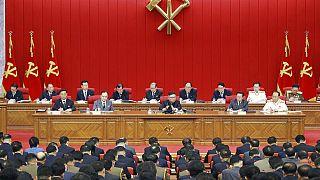 Reunião magna do Partido dos Trabalhadores da Coreia do Norte