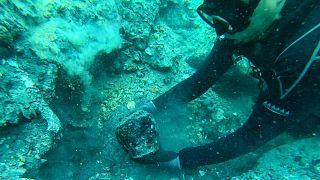 کشف کشتی غرق شده از دو قرن پیش در نزدیکی ساحل سنگاپور