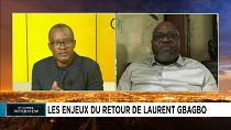 Les enjeux du retour de Laurent Gbagbo [Entretien Alafé Wikili]