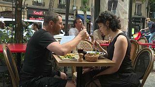 Los franceses pod´ran salir sin mascarilla cuando estén en exteriores