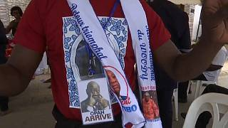 Gbagbo supporters prepare for his return