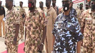 Nigeria : le nouveau chef d'état-major en visite dans le nord du pays