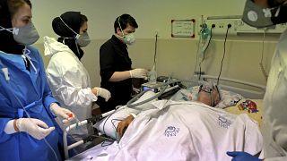 Пандемия в Иране