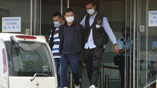 بازداشت یکی از مدیران روزنامه اپل دیلی