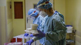 مستشفى بولندية