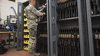 Araştırma: ABD ordusunun kayıp silahları şiddet suçlarında kullanılıyor