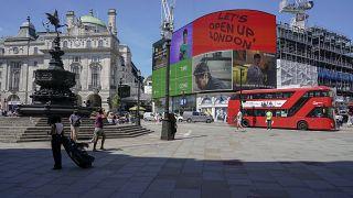 وسط مدينة لندن، بريطانيا