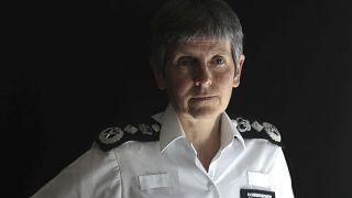 Londra Emniyet Müdürü Dame Cressida Dick
