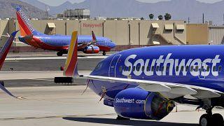 Souhwest Airlines binlerce uçuşu internet ve bilgisayar sorunları nedeniyle durdurdu