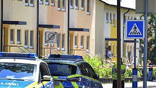Polizeieinsatz nach tödlichen Schüssen in Espelkamp in NRW