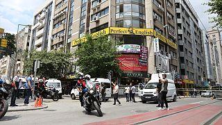 HDP İzmir il binası
