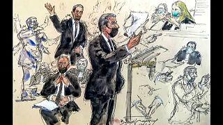 Nicolas Sarkozy devant la cour le 15 juin