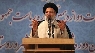 İran cumhurbaşkanlığı seçimi adaylarından İbrahim Reisi