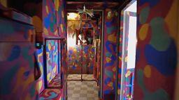 Pour la 1ère fois, la maison de Giacomo Balla, maître de l'art futuriste, est ouverte au public