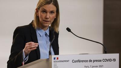 Agnès Pannier-Runacher has played a key role in France's effort to vaccinate its citizens against COVID-19.