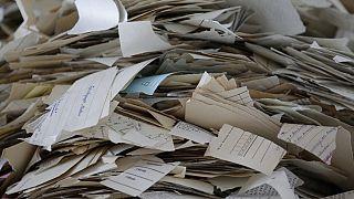 A Stasi levéltárában rengeteg széttépett dokumentumot találtak