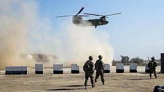 Irak'taki Amerikan askeri
