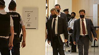 Sarkozy vor Gericht in Paris