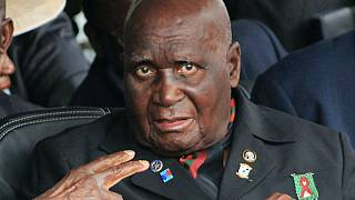 21 days of mourning for Zambia's founding father Kenneth Kaunda