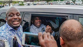 Экс-лидер Кот-д'Ивуара вернулся