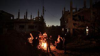 Proche-Orient : nouvelles frappes israéliennes sur la bande de Gaza